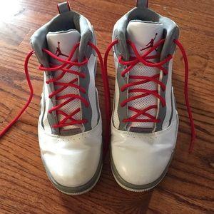 Used Jordan TCs.